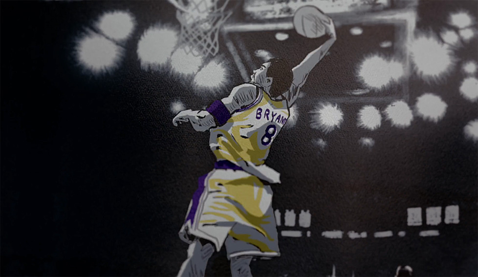 Wieden+Kennedy Shanghai and Nike China remember the love of Kobe Bryant