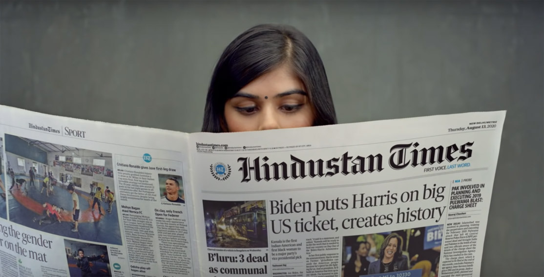 Dentsu Impact India relaunches The HT Media Group's flagship newspaper Hindustan Times