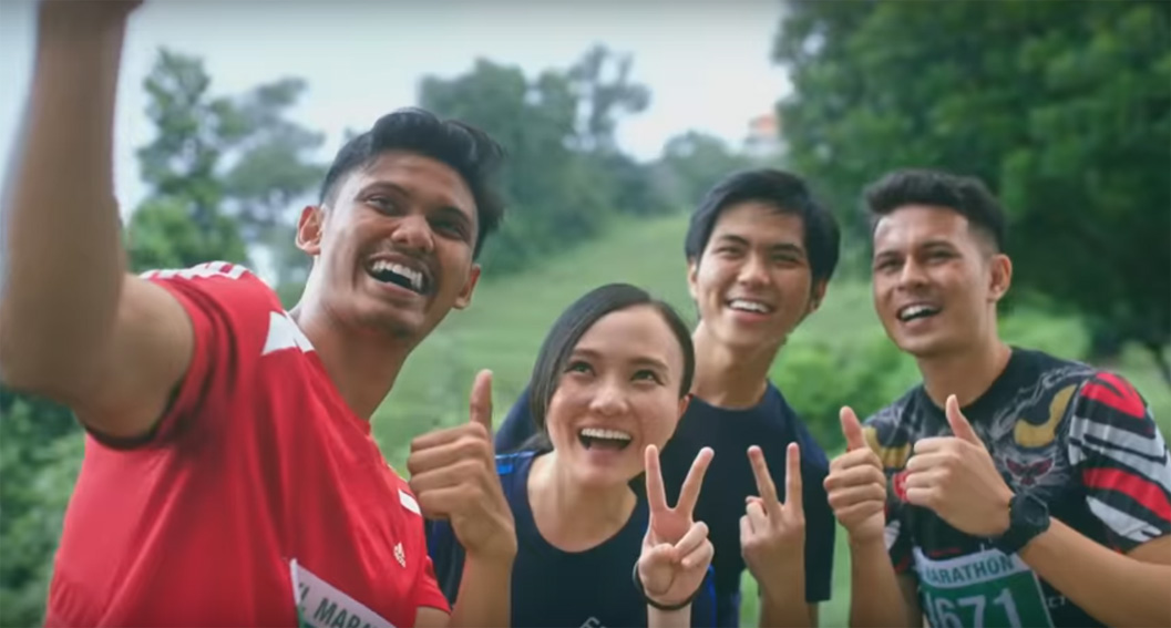 FCB Malaysia launches new Gum & Teeth Protect campaign for Darlie Malaysia starring celebrity chef Anis Nabilah and TV host Gary Yap