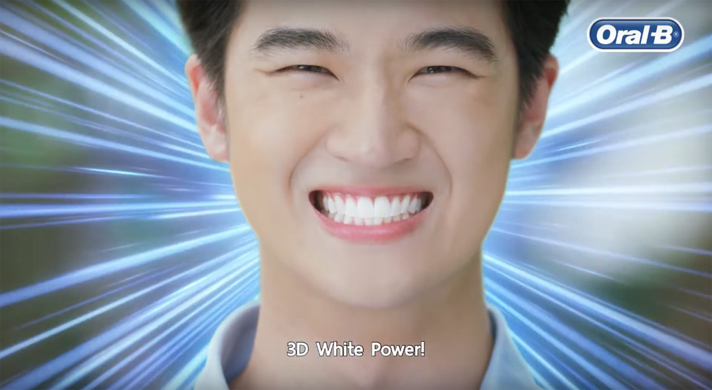 Saatchi & Saatchi Thailand & Singapore show how powerful first impressions are in new Oral B 3D White campaign