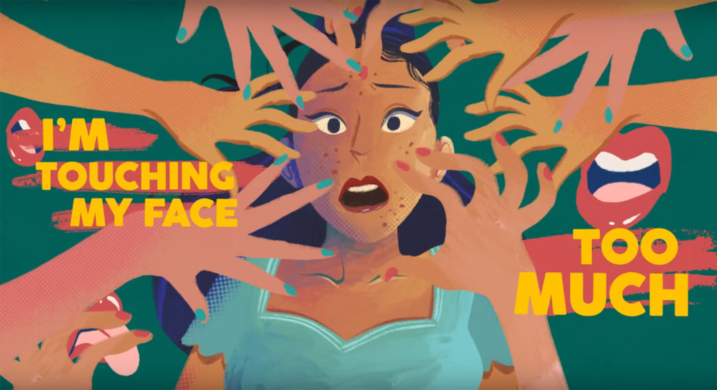 &friends Jakarta launches animated music video for Himalaya highlighting acne shaming