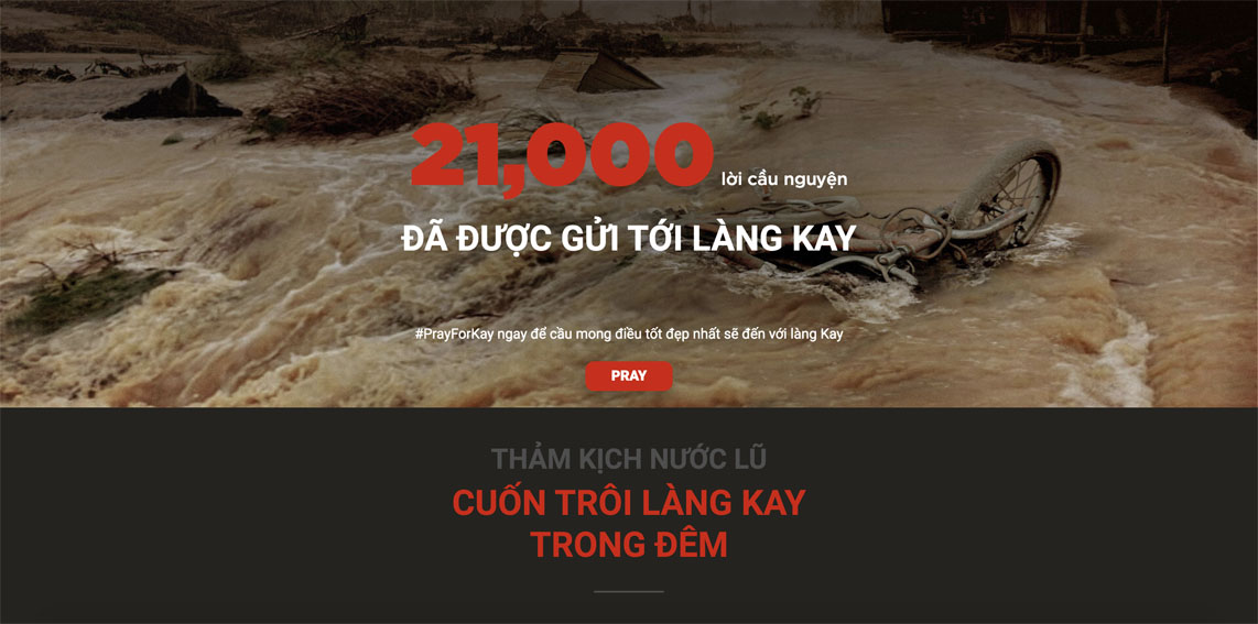 VMLY&R Vietnam partners with Unilever brand Omo to combat flooding in Vietnam