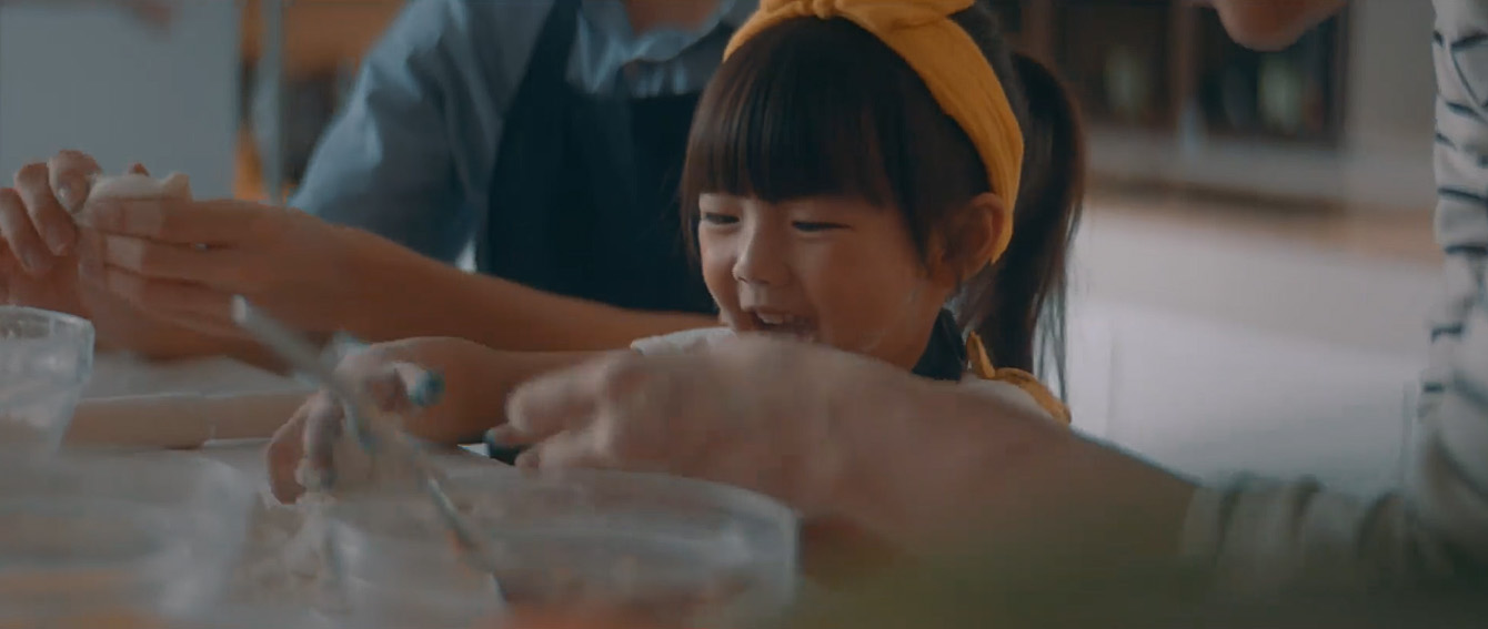 NTUC Income encourages parents to protect their children's happiness via new work out of BBH Singapore