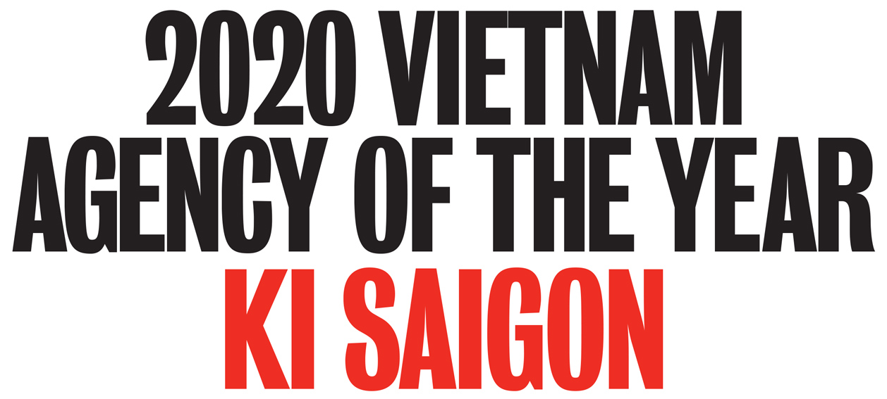 Campaign Brief Asia's 2020 Creative Rankings sees Ki Saigon awarded Vietnam Creative Agency of the Year prize