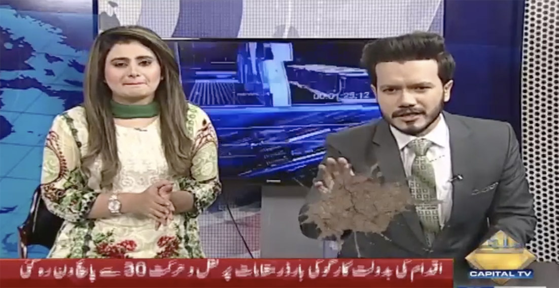 BBDO Pakistan hijacks broadcast screens in Unilever stunt for Surf Excel promotion