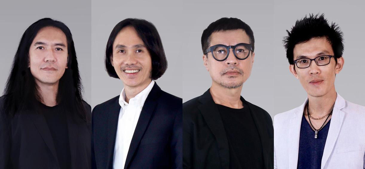 Ogilvy Thailand promotes Gumpon Laksanajinda and Prasert Vijitpawan to form new four man ECD team with Torpun Lersin and Andrew Chu