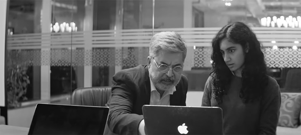 Taproot Dentsu India creates powerful digital film for iDiva marking the #MeToo anniversary