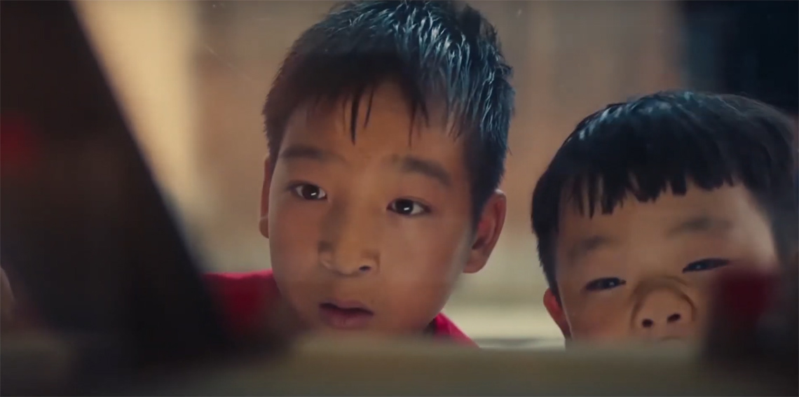 Tencent Shenzhen releases touching film to celebrate annual charity project The 99 Giving Day