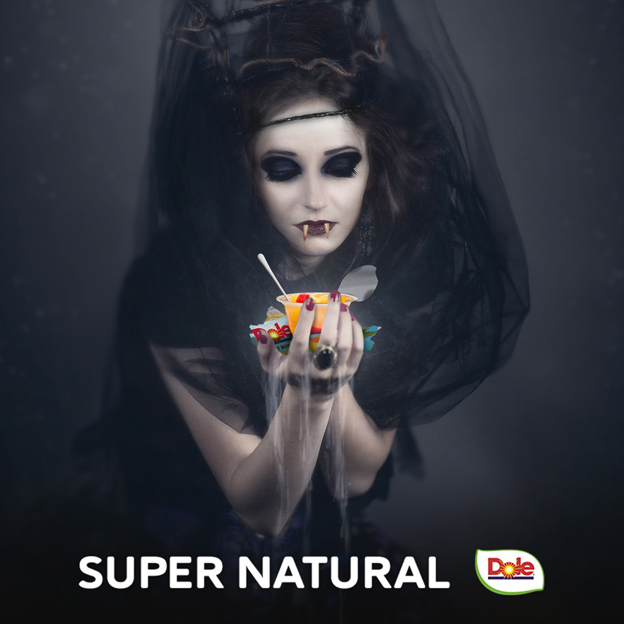 Petch&Partners Philippines create super natural Halloween campaign for Dole Philippines