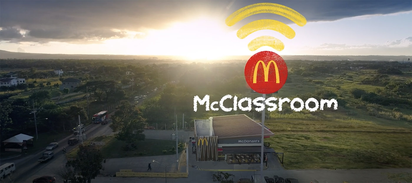 McDonald's and Leo Burnett help teachers in The Philippines cope with the harsh reality of distance learning