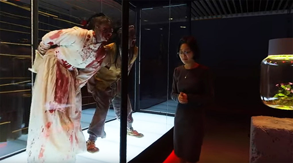 Wieden+Kennedy Tokyo collaborates with Netflix Korea to bring The Massacre of Kingdom to life