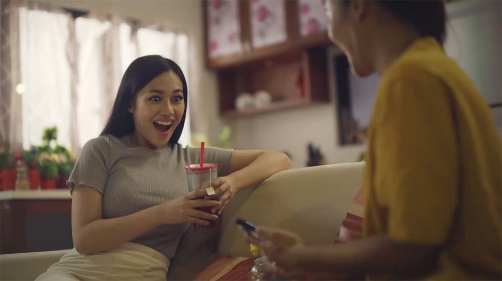 Starbucks Philippines carries the merry 'little by little' in holiday campaign via Propel Manila