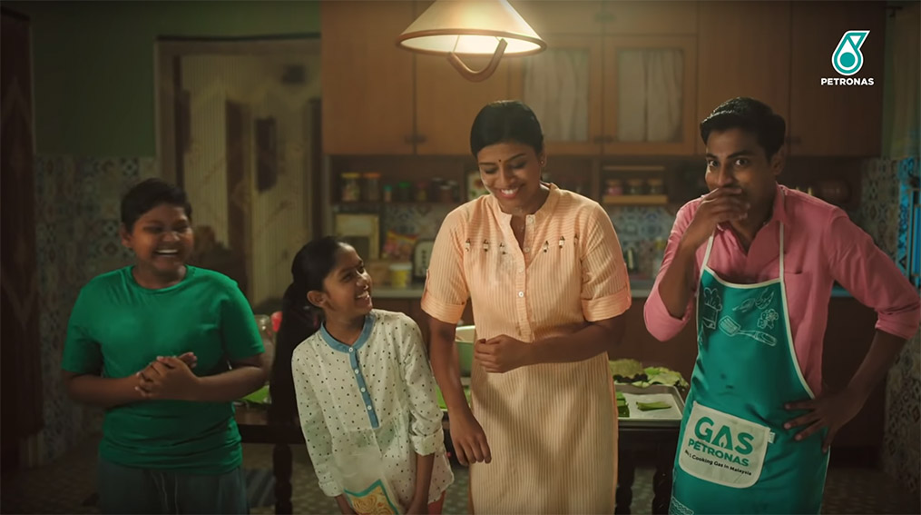 Petronas animated music video for Deepavali brings this kitchen to life via Ensemble Worldwide Malaysia