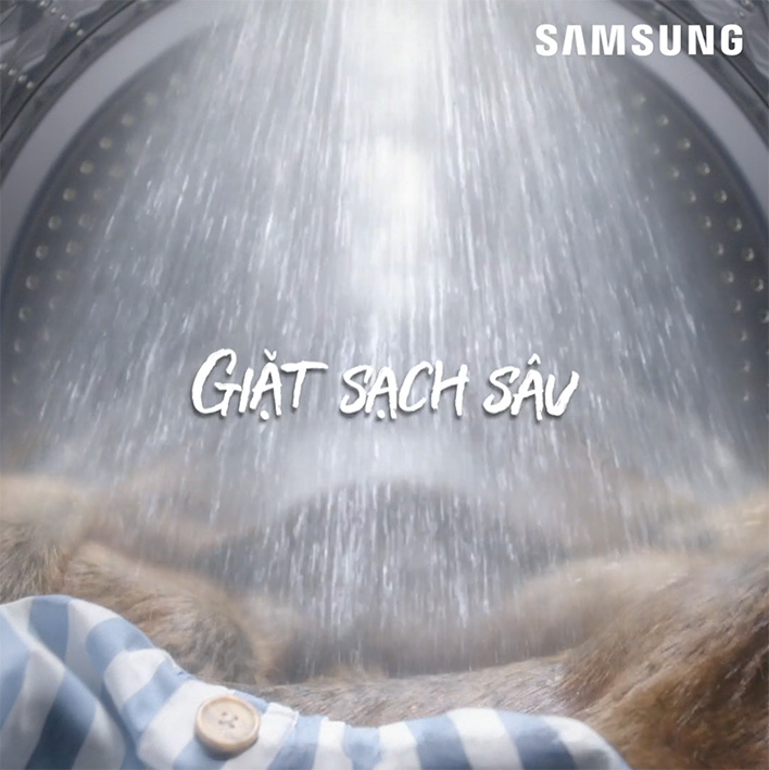 VMLY&R Vietnam launches phase 2 of successful Samsung 2019 global EcoBubble campaign