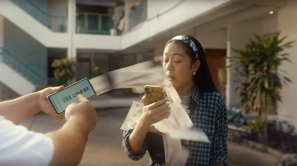 LINE BK want you to keep your friendships simple and borrow from them in entertaining new film via GREYnJ United Bangkok