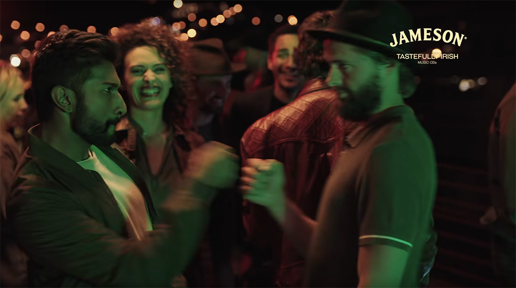 Get ready to meet new friends in Jameson's new 'Mix In' brand campaign via Lowe Lintas Dehli
