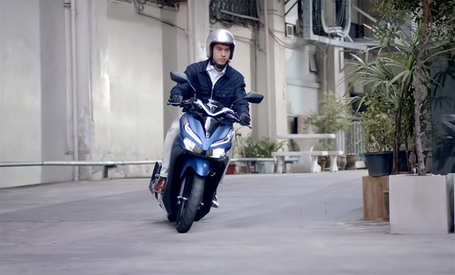 CJ WORX Bangkok elebrates the heros of the street in campaign for Honda to change the negative perception of motorcyclists in Thailand