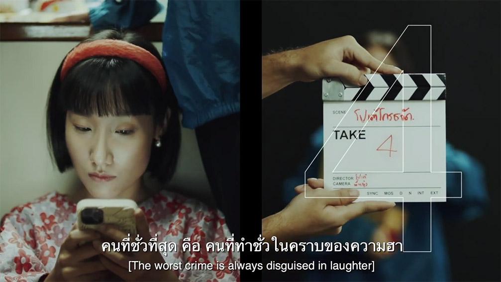 GREYnJ United Bangkok creates '6 Takes of Drama' which celebrates Kulov Vodka's 6 times distillation message