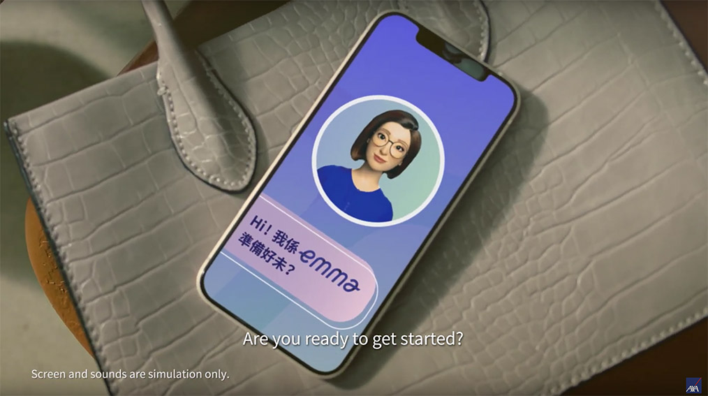 Publicis Groupe Hong Kong creates new campaign showcasing how every day gets better with Emma by AXA