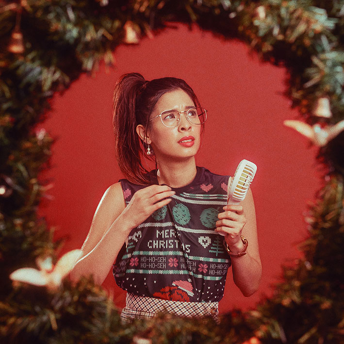 TBWA Singapore has a bit of fun creating the coolest look for the hottest christmas
