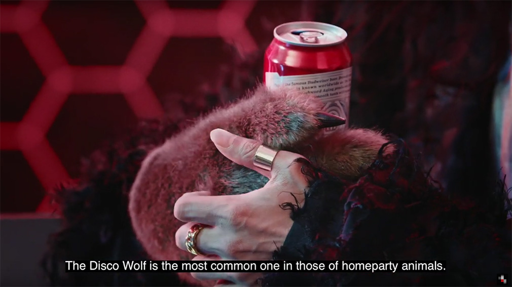 Unleash Your Party Animal with Budweiser in new Serviceplan Shanghai campaign bringing the party home