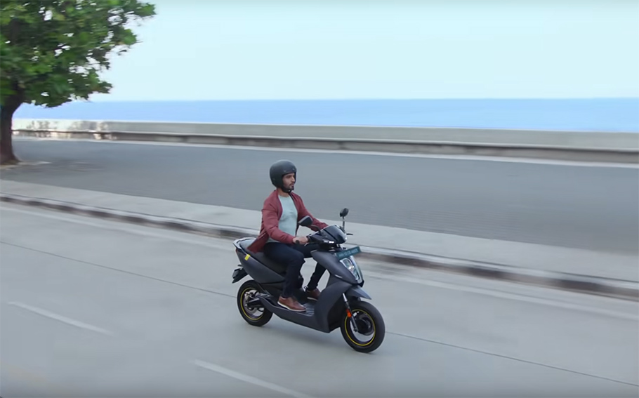 Ather Energy launches campaign to inspire India to go electric via Brave New World Bengaluru