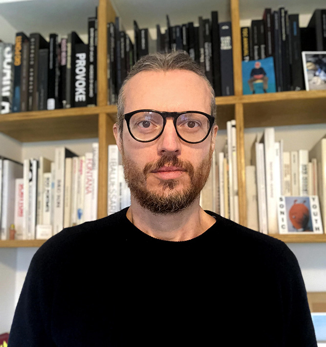 FutureBrand elevates Gianni Tozzi to Chief Creative Officer, International