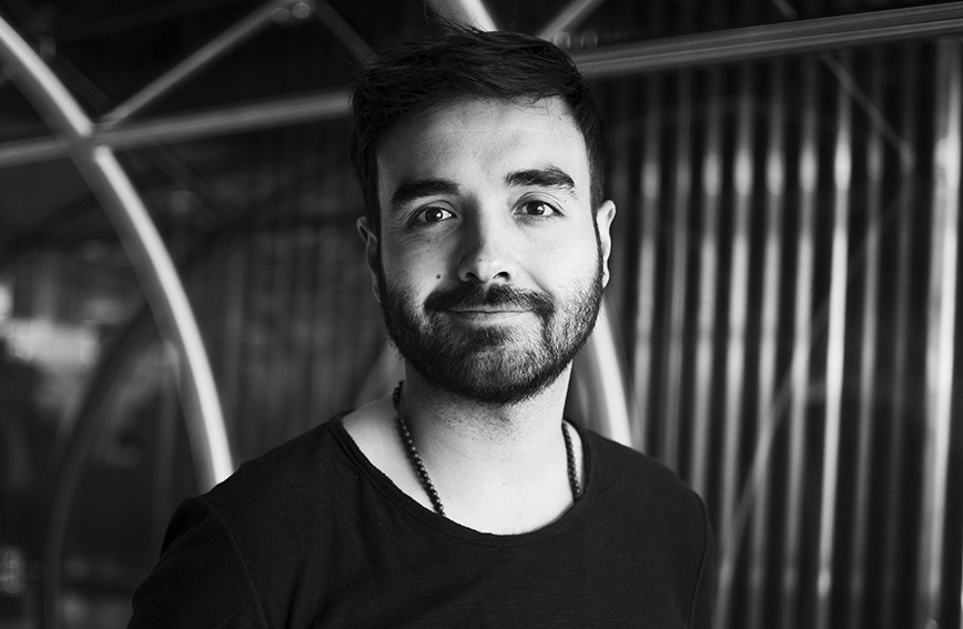 Geometry/VMLY&R COMMERCE promotes Manuel Bordé to Global Chief Creative Officer
