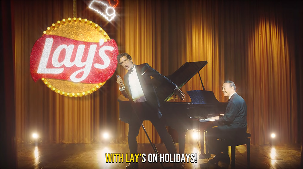 BBDO Guerrero Philippines make memes come true in this holiday music video for Lay's