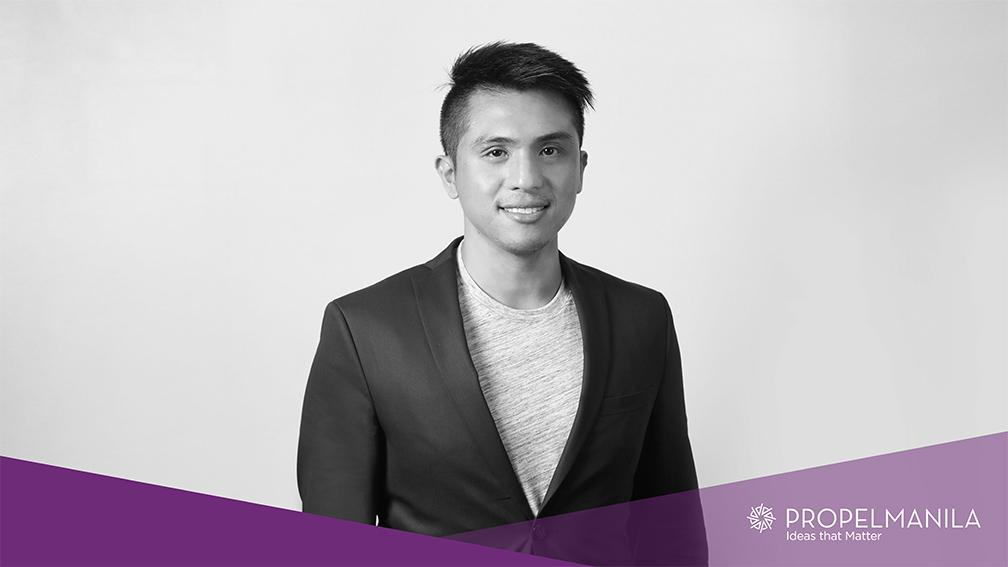Propel Manila promotes AJ Marquez to Client Service Director