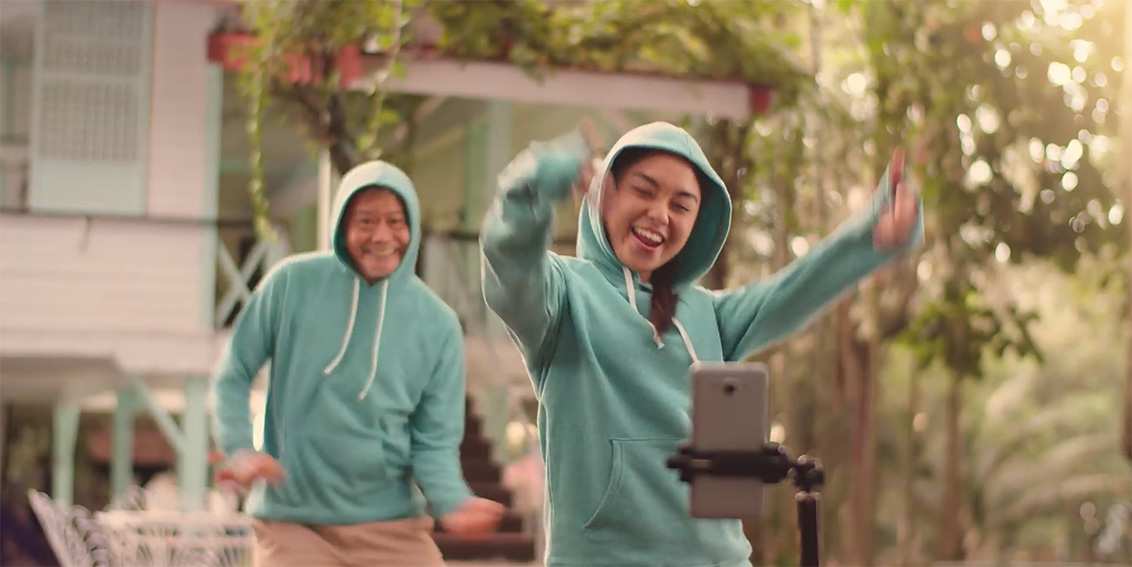 Inspired by real life, 'Lolo Daddy' lives on in Ace Saatchi & Saatchi Philippines Christmas spot for TikTok