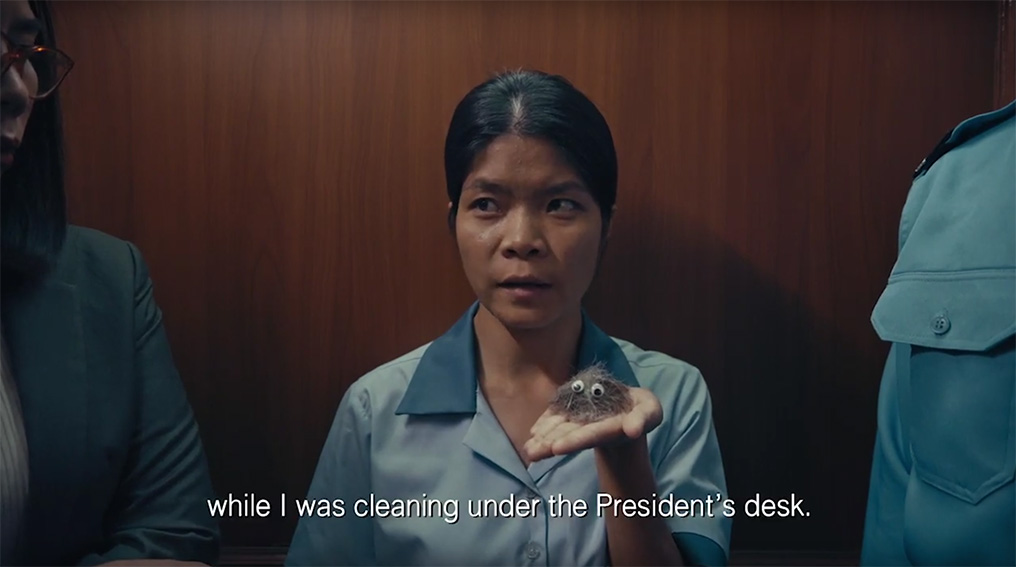 Thai Health Promotion Foundation showcases how alcohol is not the perfect festive gift via new Leo Burnett Thailand campaign
