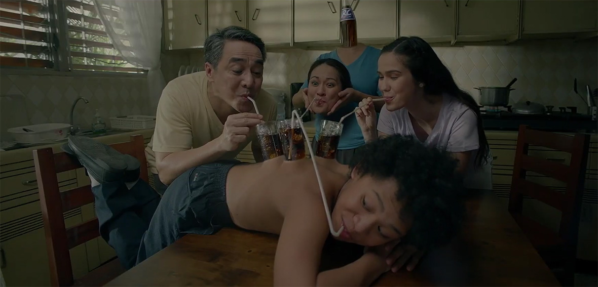 Schoolboy seeks the truth from his mother on his adoption in this wacky RC Cola film created by GIGIL Philippines