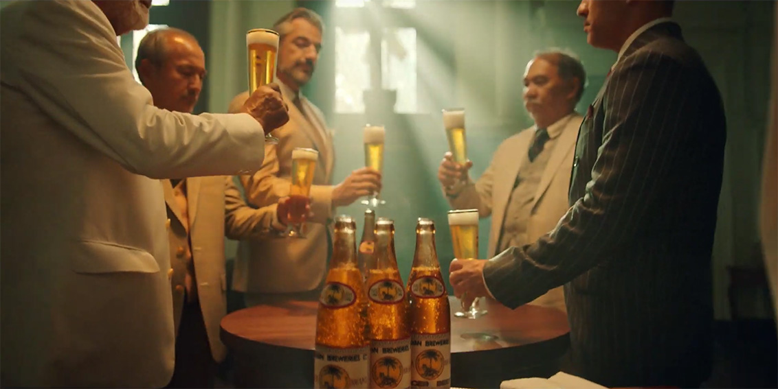 To mark it's 88th year Tiger Beer launches 'Yet Here I Am' campaign via Publicis Communications
