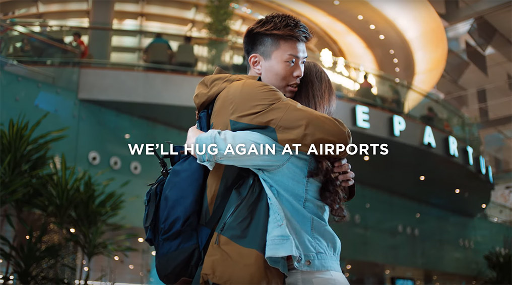 Changi Airport launches new campaign via Havas Singapore which aims to capture people's desire to travel again