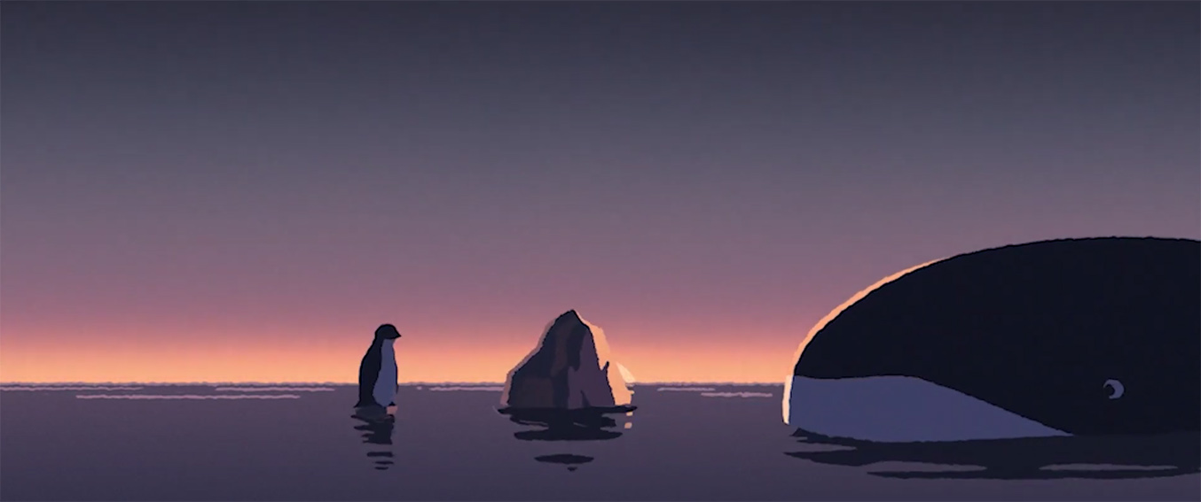Tencent China releases case film for United Nations The Penguin and The Whale campaign