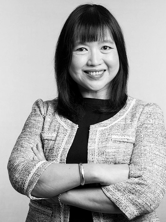 Joanna Ong-Ash leaves AIA Singapore to set up her own company Bravery Communications
