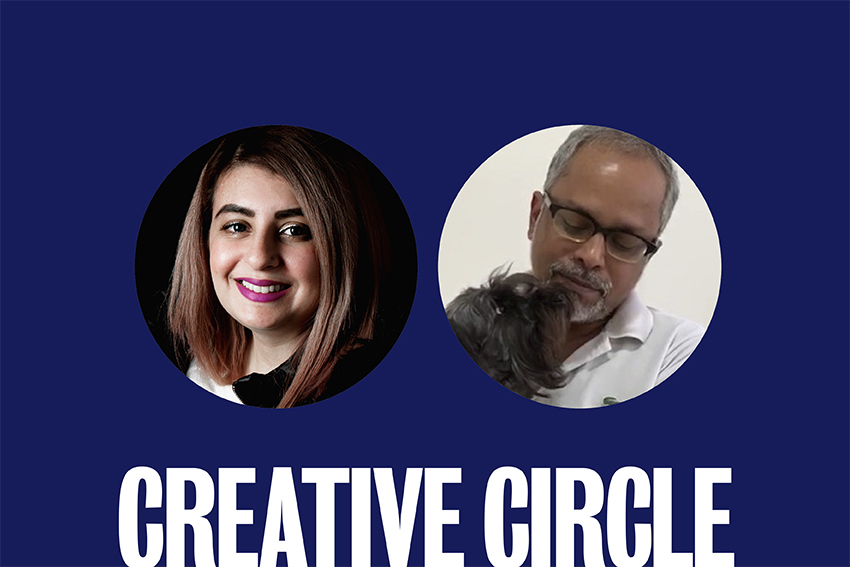 Creative Circle: Hira Mohibullah + Joji Jacob