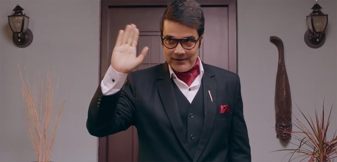 Prosenjit Chatterjee stars in Tata Pravesh's second film of its influencer series via Wunderman Thompson India