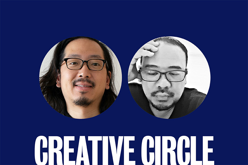 Creative Circle: Yousuke Ozawa + Chow Kok Keong
