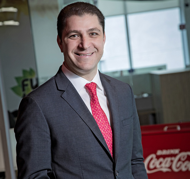 Coca-Cola Bottlers appoints Louis Balat Joseph as CEO overseeing Singapore, Malaysia and Brunei