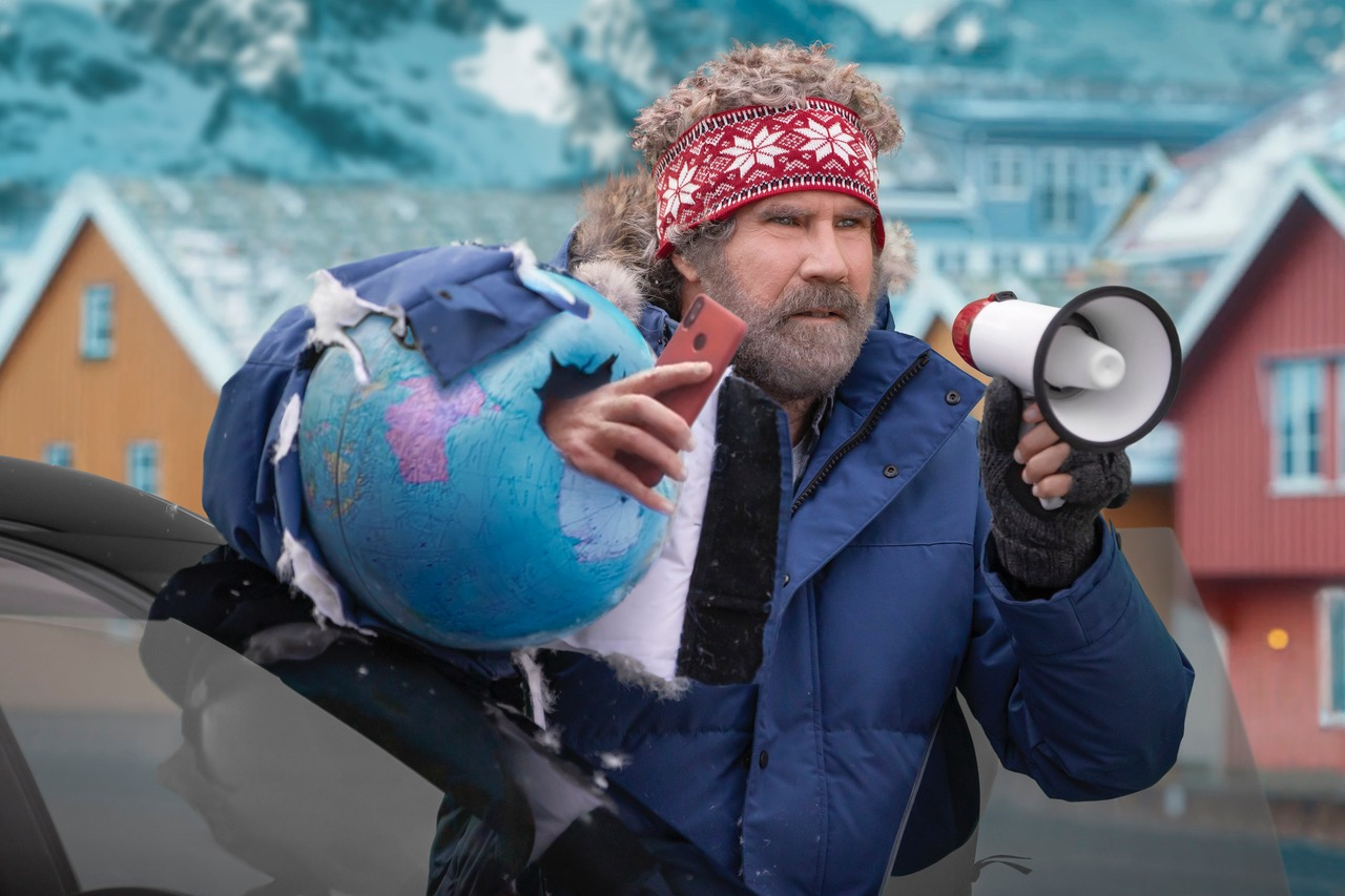Seen+Noted: Will Ferrell gives Norway a piece of his mind in Super Bowl ad for General Motors