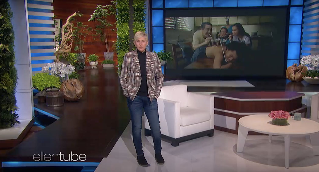 """GIGIL Philippines' RC Cola crazy commercial gets featured on """"The Ellen Show"""""""