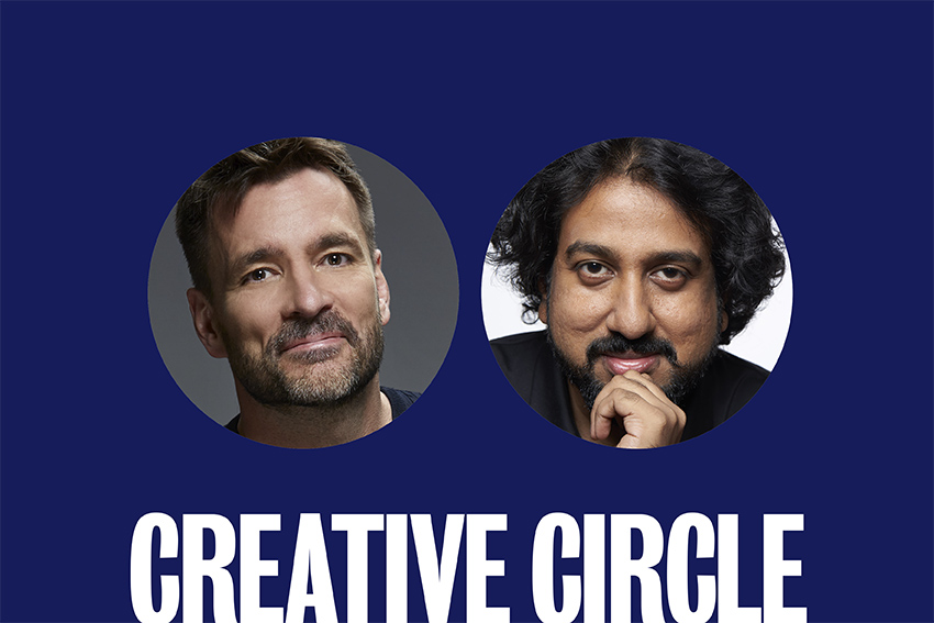 Creative Circle: Graham Drew + Aritra Dutta