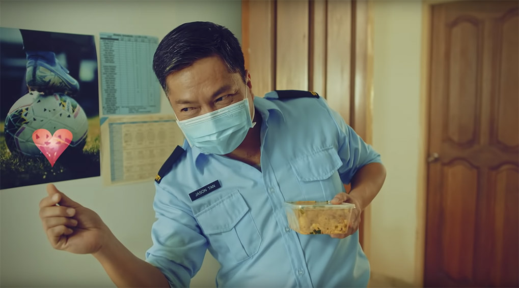 ADK Connect creates this nostalgic Lunar New Year spot for Singapore's Ministry of Communications and Information