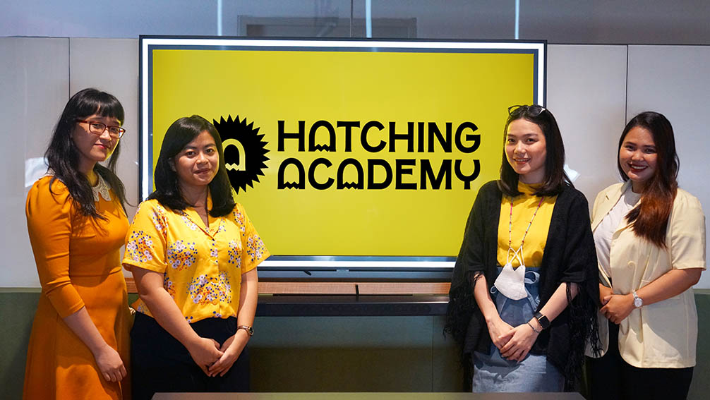 Hatching Academy partners with Flock Creative Network for the development of the Indonesian industry's future creatives