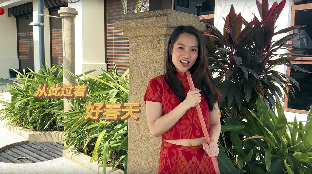 Malaysian agency FOREFRONT calls for a change of luck in new campaign celebrating new beginnings