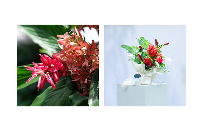Sentosa celebrates Valentine's Day with locally sourced eco-friendly bouquets via BBH Singapore
