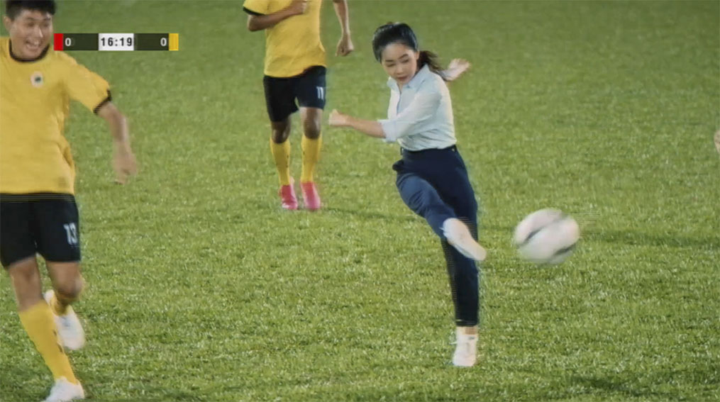 Dentsu One/Redder Vietnam lightheartedly re-creates one of the country's best known football matches for Honda Vietnam