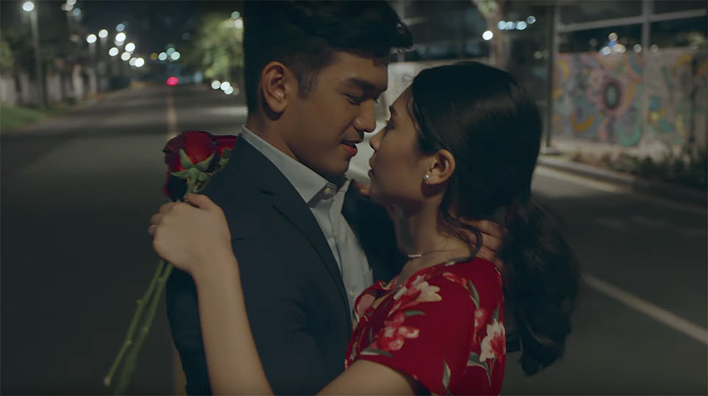 Jollibee and McCann Philippines shine the spotlight on love stories during a pandemic